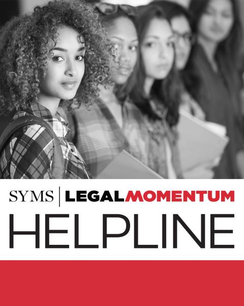 Legal Momentum Helpline