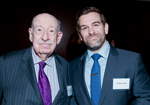 LM Board members Bob Kaufman and Ethan Cohen-Coles