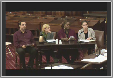 NYC Council hearing on campus sexual assault