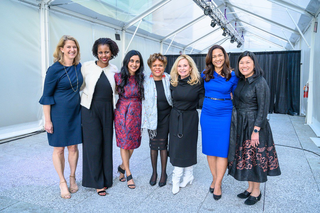 Women of Achievement 2019 Honorees