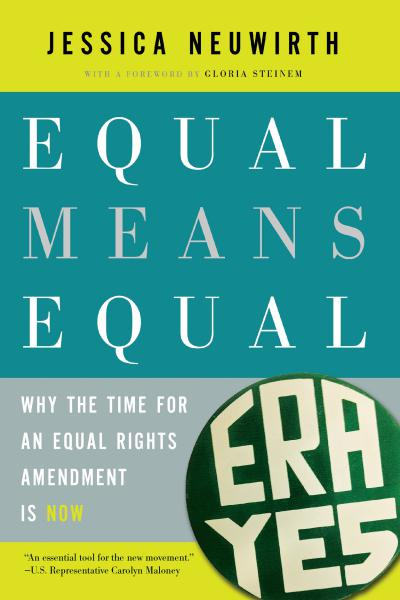 Equal Means Equal book cover