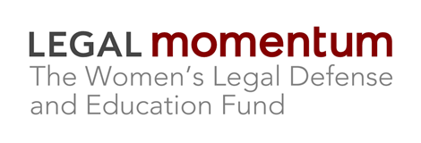 Logo for Legal Momentum