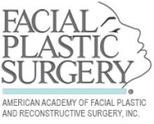 facial plastic american surgeons of academy