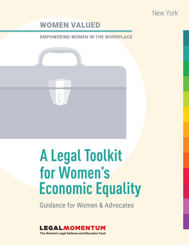 A Legal Toolkit for Women's Economic Equality